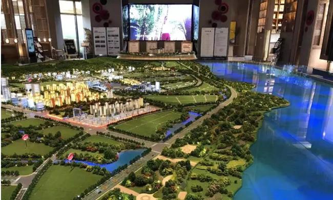 绿地滇池国际健康城沙盘图.png
